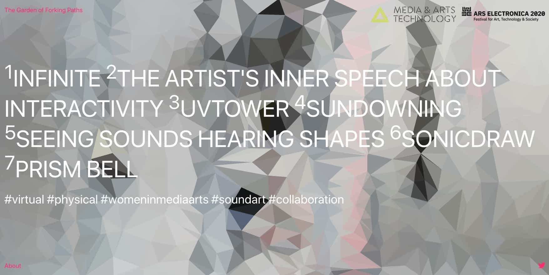 Sundowning at Ars Electronica 2020